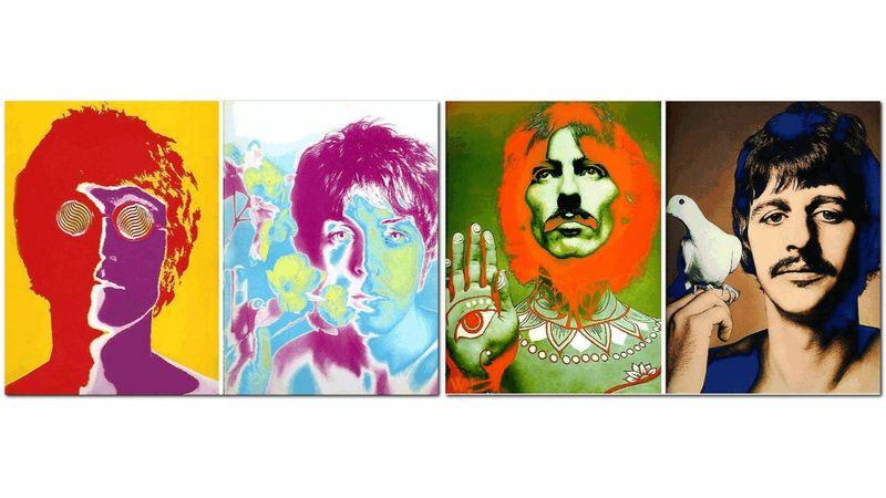 Pszichedelikus Beatles-est a Hajón