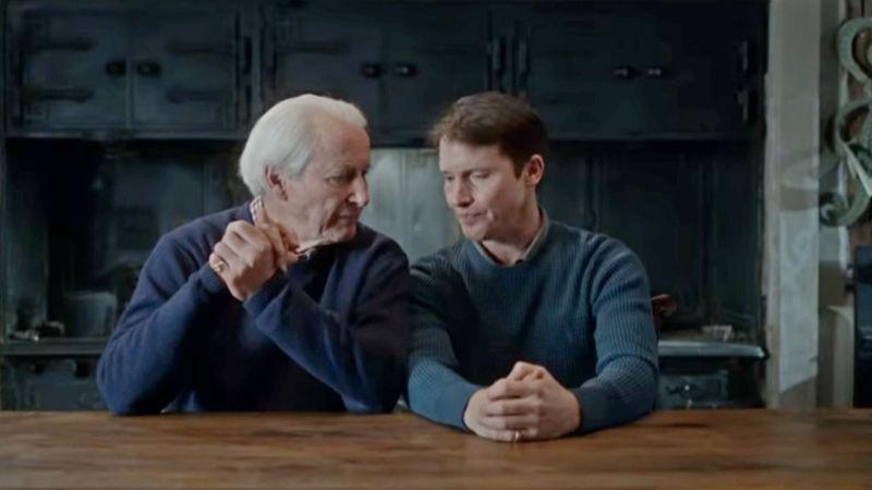 Édesapjától búcsúzik új klipjében James Bunt