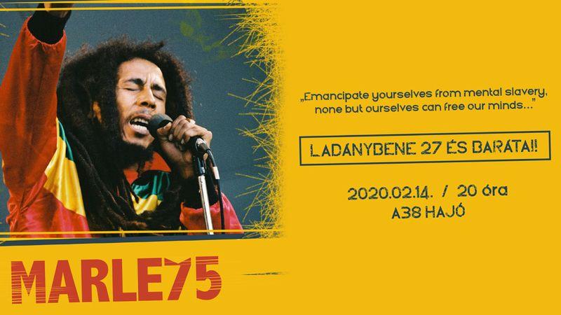 Let's get together: Bob Marley 75. – szülinapi  reggae-parti az A38-on