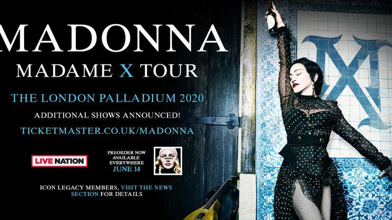 Ez az a Madonna-koncert, amelyen egyetlen szelfi sem készült