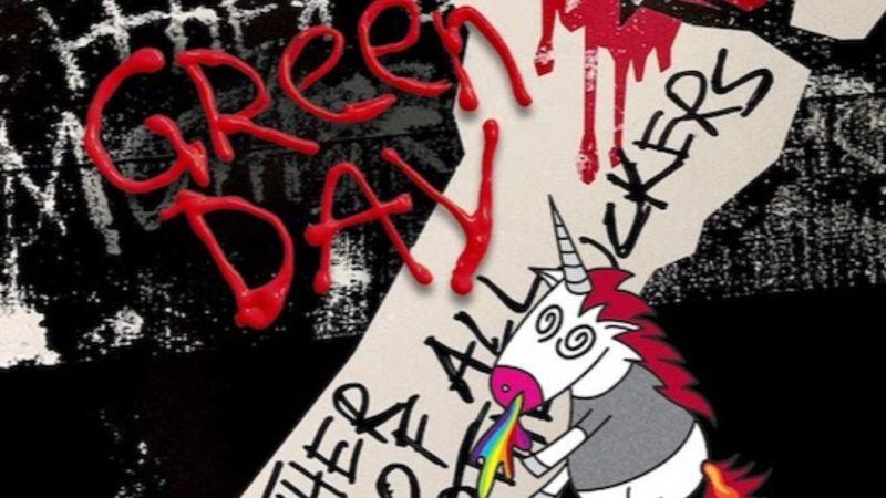 Ezúttal nem politizál a Green Day