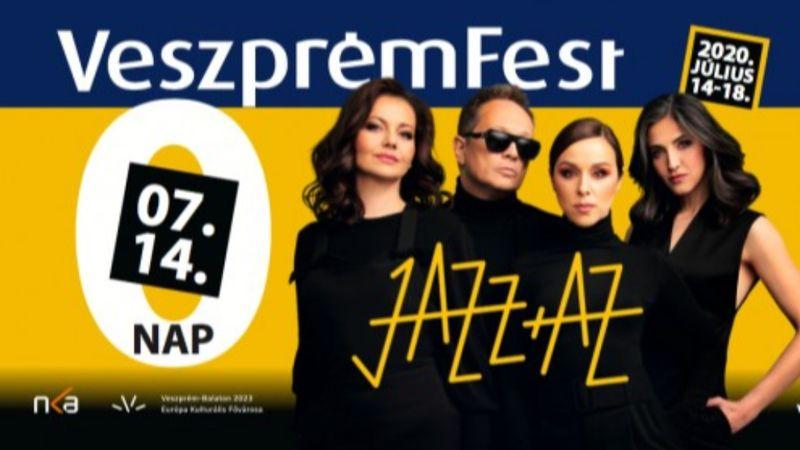 A Jazz+Az nyitja a VeszprémFestet
