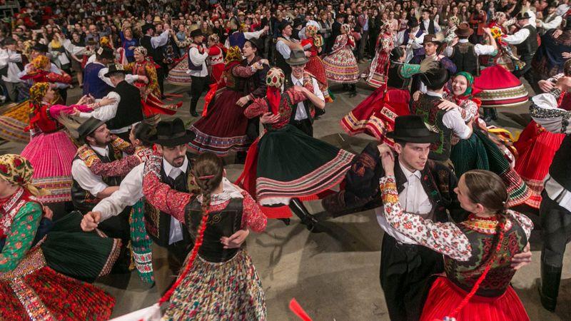 Folkaréna – az ország legnagyobb táncháza márciusban