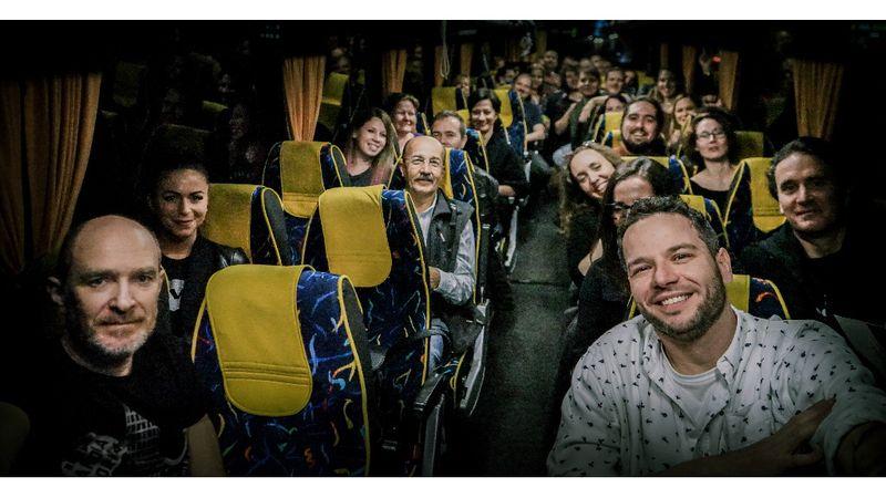 Egyre több hazai zenekarral utazhattok együtt vidéki koncertekre