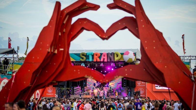 Titkos produkcióval készül a Strand Fesztivál