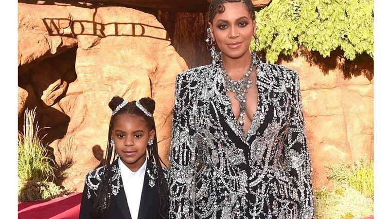 Beyoncé lánya a legfiatalabb díjnyertes előadóművész evör
