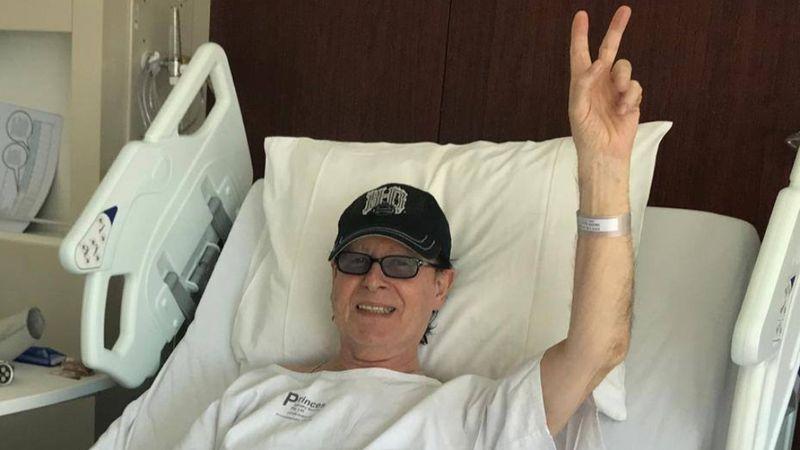Talpraállt a frontember: a Scorpions meg tudja tartani szerdai koncertjét Sydney-ben