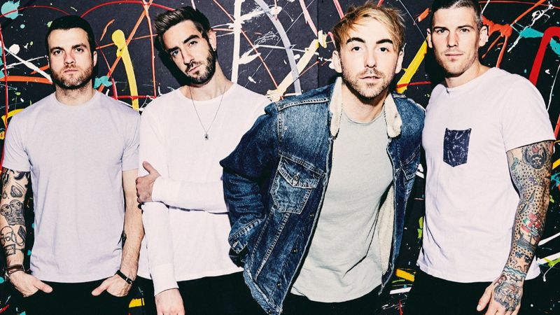 Fotó: All Time Low/FB
