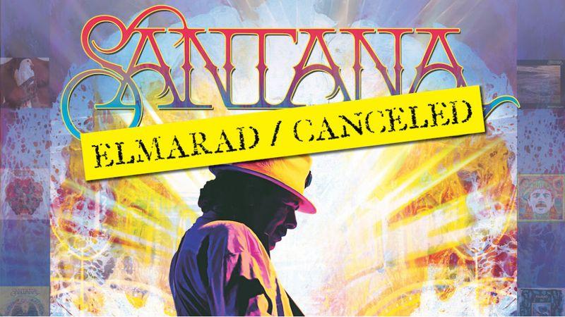Elmarad a Santana-koncert az Arénában