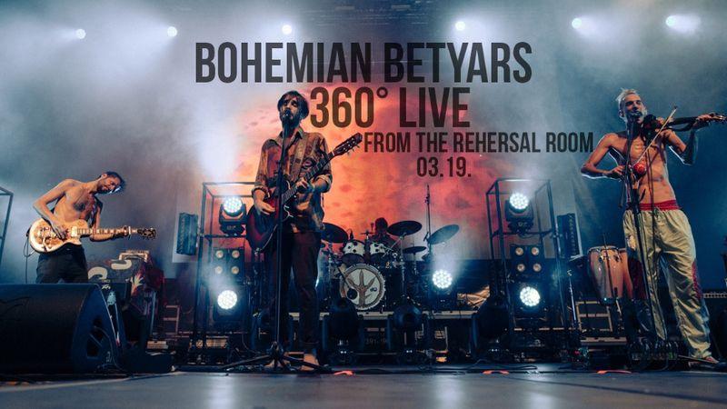 Bohemian Betyars 360 live  –  Végül levetkőzött Kakas?