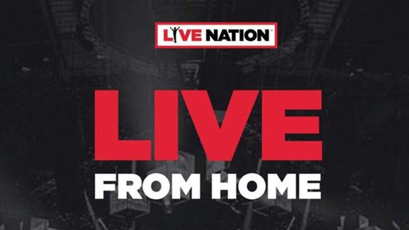 A Live Nation is gyűjtögeti nektek az otthoni néznivalót