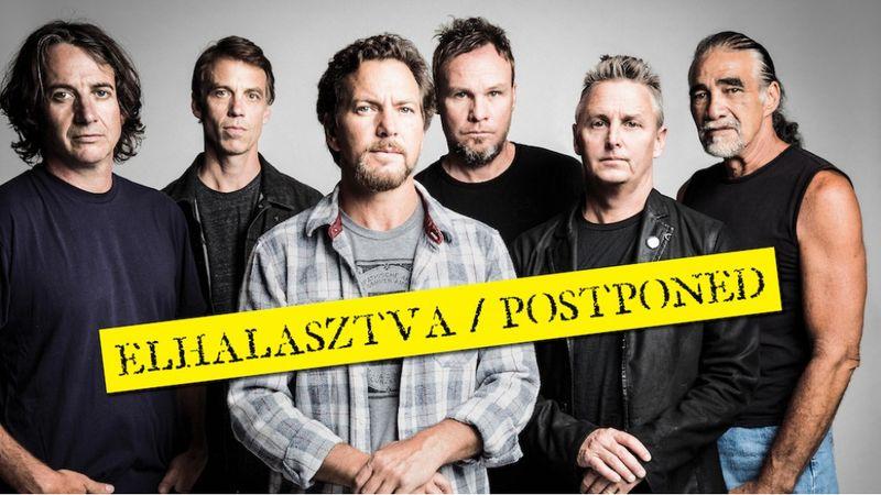 Most már biztos: jövőre eljön Budapestre a Pearl Jam!