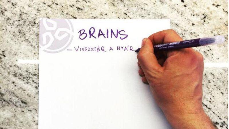 Írjatok dalt közösen a Brains zenekarral