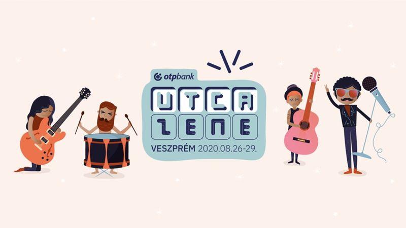 Veszprémi Utcazene Fesztivál + Alterába