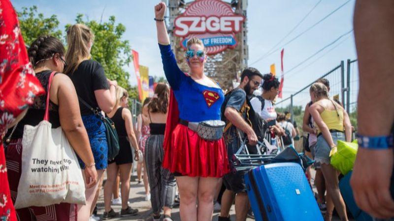 Sziget fesztivál: Most nem a vidám rész jön