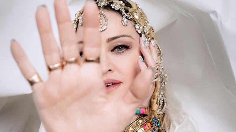 Fotó: Madonna/FB