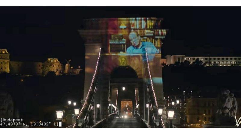 Hans Zimmer új klipjében feltűnik a Lánchíd is