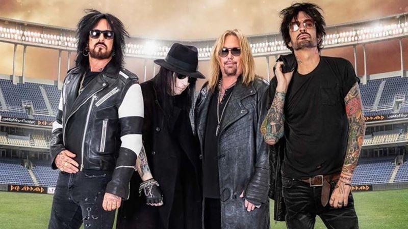 Hivatalos: elhalasztották Mötley Crüe turnéját