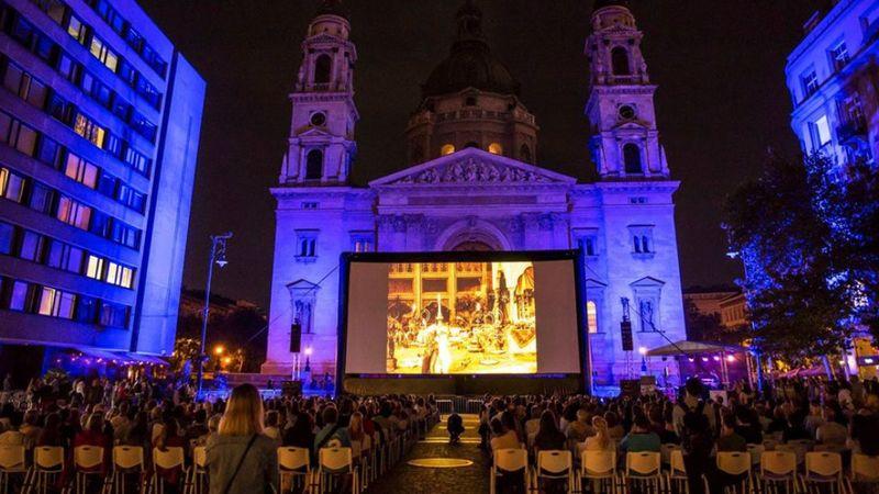 Fotó: Budapesti Klasszikus Film Maraton Facebook