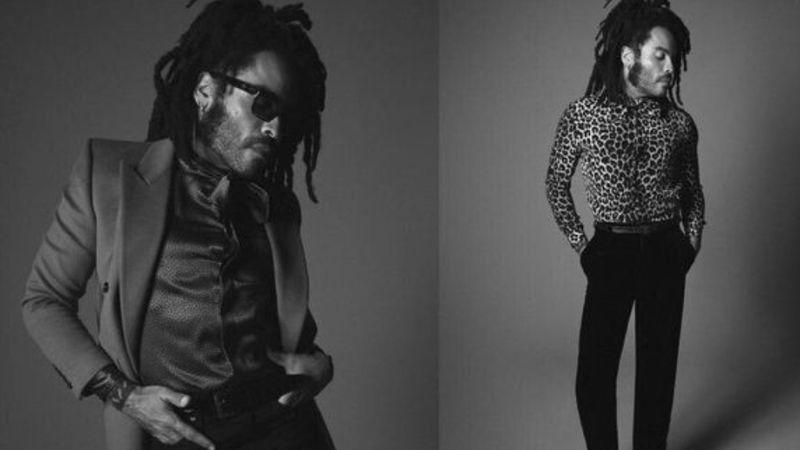 Lenny Kravitz lesz a Saint Laurent divatmárka arca