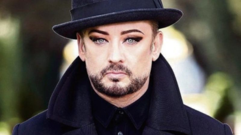 Fotó: Boy George Facebook