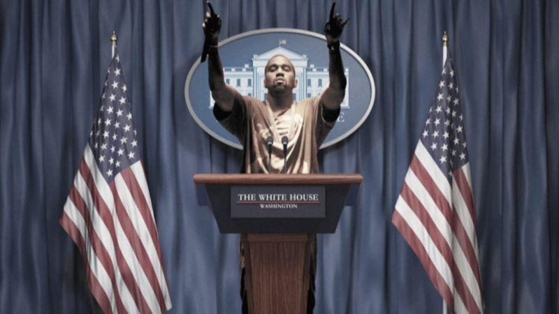 Milyen lenne egy rapper az Amerikai Egyesült Államok élén?