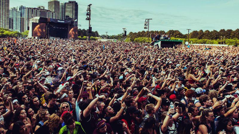 Lollapalooza 2018. (redbull.com)