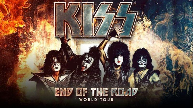 Megvan a KISS koncert új dátuma!
