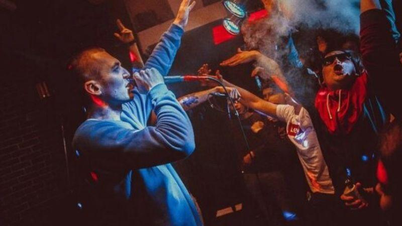 Nagyon rosszul végzete az ukrán rapper  – és még finoman is fogalmaztunk