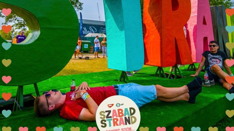 Szabadstranddá változik a STRAND Fesztivál