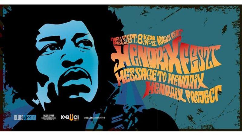 HendrixFeszt a Message to Hendrixszel és a Hendrix Projecttel a Kobuciban!
