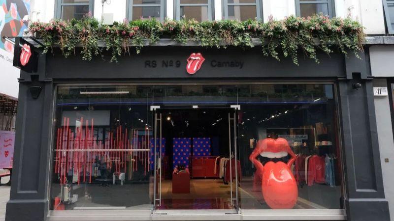 Több lábon kell állni: boltot nyit a Rolling Stones Londonban