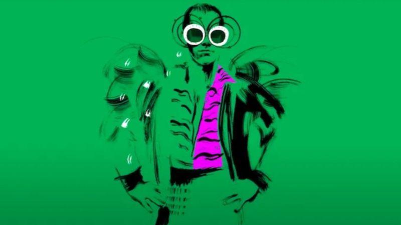 Elton John piacra dobta az ékszerdobozait