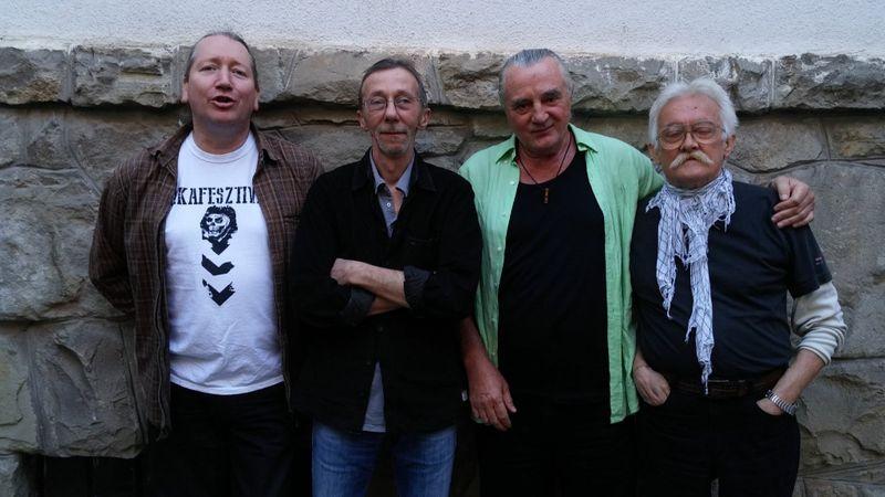 Újra színpadon a hazai rock szupergroupja