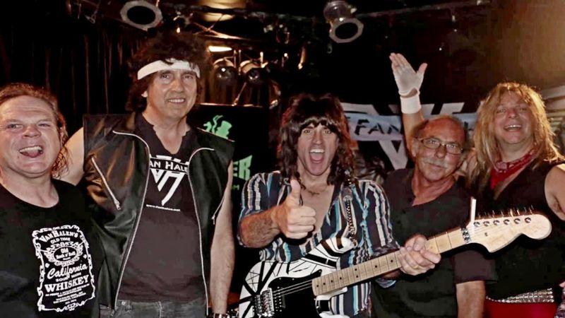 Gyászol a Van Halen
