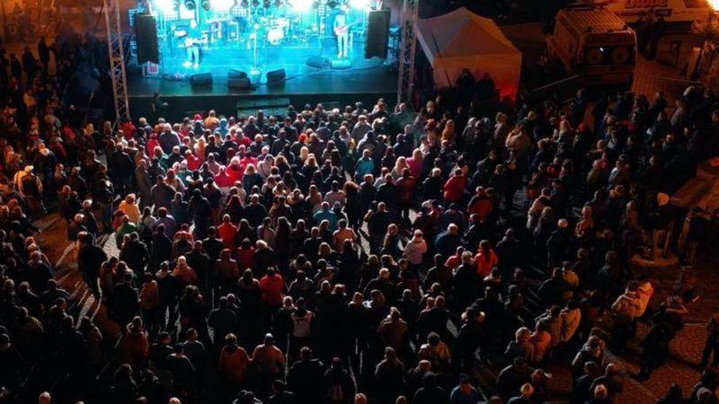 Nem lesz nagyszínpad a ma kezdődő szüreti fesztiválon Tokajban