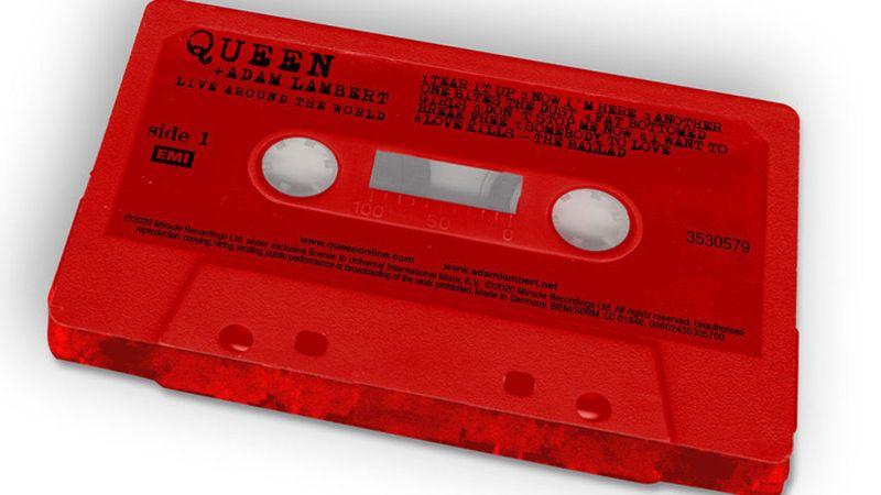 Nem hisszük el: magnókazettán is megjelent a Queen új albuma!