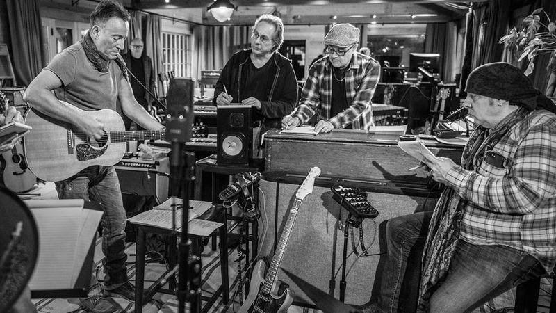 Egy dokumentumfilm is érkezik Bruce Springsteen új albuma mellé