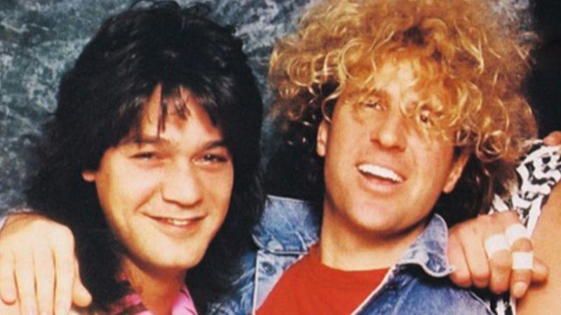 Sammy Hagar még időben kibékült Eddie van Halennel