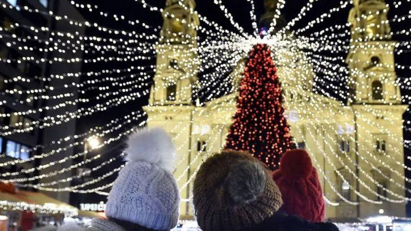 Tavaly Európa legszebb karácsonyi vásárának választották (Fotó: MTI)