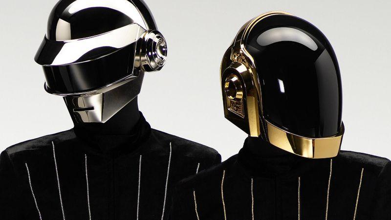 Ez a Daft Punk hattyúdala