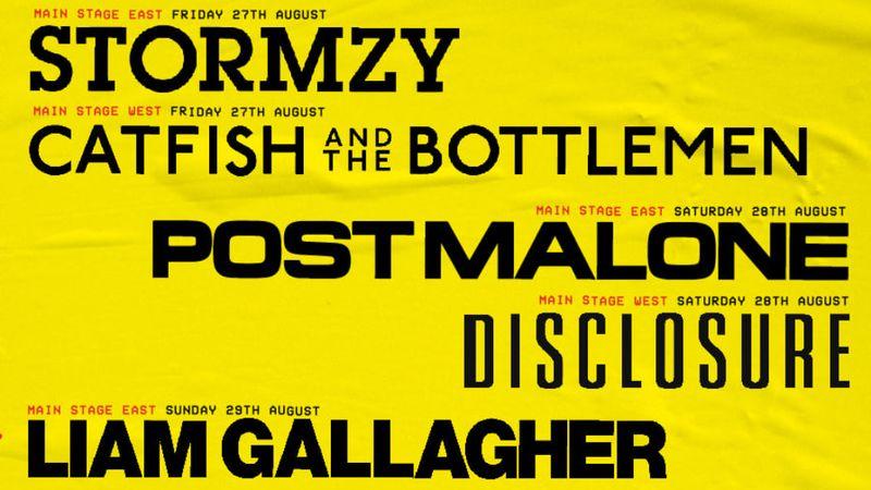 Post Malone, StormyZ, Liam Gallagher – Ugyanazok lépnek fel a két nagy brit fesztiválon