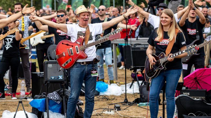 Százak zenélnek együtt Kolozsváron júniusban