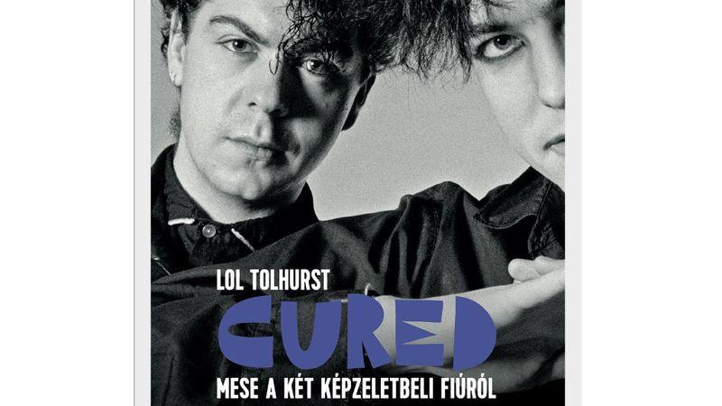 Kisvárosi punkok – könyv jelenik meg a The Cure-ról
