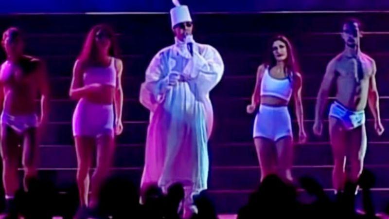 Pet Shop Boys, Rio de Janeiro, 1994.