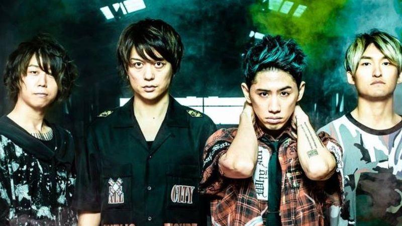 Fotó: ONE OK ROCK/FB