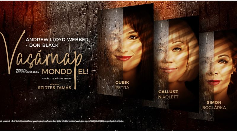 Andrew Lloyd Webber legszebb dalai a Madách új musicaljében