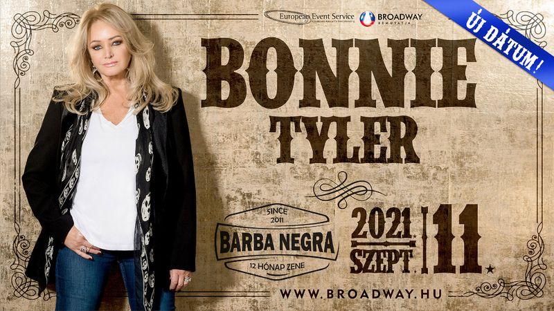 Bonnie Tyler – jövőre vele és veletek ugyanott!
