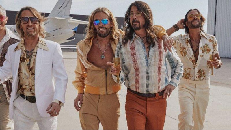 Dee Gees – kijött a Foo Fighters diszkó albuma