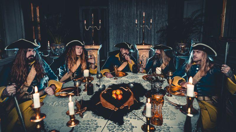 A Sabaton elhozza Budapestre a mongol folk metalos kuriózumot, a THE HU-t
